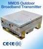 Terrestrial Digital TV MMDS Outdoor Wide-band FrequencyTransmitter(CKMB-200)