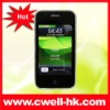 The first quad band dual sim card tv wifi mobile phone
