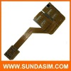 Three sim card for mobile phone