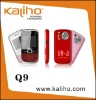 Three sim card mobile phone with tv function