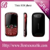 Three sim mobile  phone Q800