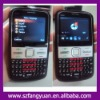 Three sims TV cell phone E500 with full keyboard