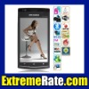 Tian Xing X18i Dual Standby Dual Cameras Bluetooth JAVA WIFI 3G GPS Android 2.3 Mobile Phone