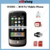 Tiger W3000 GSM Quad band Dual Sim WIFI JAVA TV Nice Cell Phone