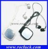 Top Quality Stereo Bluetooth Earphone BH-214 Black White Color