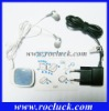Top Quality Stereo Bluetooth Headset BH214 Black White Color