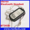 Top Quality Stereo Bluetooth Headset BT3030 Available Color Black