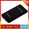 Torch Power Bank with 3000MAH