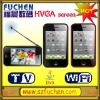Touch Screen GSM Mobile Phone with MTK6253