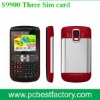 Touch Screen Qwerty Mobile Phone9900