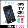Touch screen TV wifi phone F035