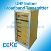 UHF Indoor Wide-band Frequency Terrestrial Digital TV  Transmitter(CKUB-T800)