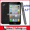 "Ultra-thin 4.3"" smart phone Star A910"