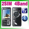 Unlocked Dual Sim AT&T T mobile TV phone