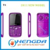 Unlocked GSM TV Mobile Cell Phones T6
