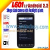 Unlocked dual sim card phone Android L601