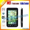 Unlocked dual sim cell phones M3