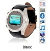 Unlocked fashion stainless steel watch mobile phone S768