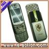 Unlocked phone dual sim card dual standby Quad Band Ferrari car mobile phone