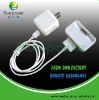 Usb charger adapter for iphone 3G