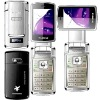 V868 Quad Band Dual SIM card dual standby TV Mobile Phone with Rotating Screen