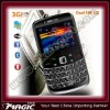 Video dual sim gsm phone with QWERTY