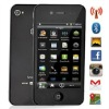 W008 Android 2.2 Dual SIM Quad Band 3.5 Inch Capacitive Touch Screen Smart Phone with WiFi GPS Bluetooth Dual Camera