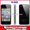 W008 android 2.2 MTK6516 3.5 inch touch screen smart phone