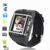 W08 sim card watch mobile phone ,waterproof ,MP3/MP4 player,handwriting input ,bluetooth support,1.3M camera