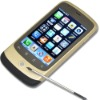 W3000 Newest Chinese Touch Screen mobile phone, Quad Band, Supporting TV, Wi-Fi, Handwriting,Java games and Dual-SIM