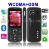 W306, WCDMA & GSM Network, WCDMA Frequency: 2100MHZ, GSM Frequency: 850/ 900 / 1800/ 1900MHZ, Wifi JAVA Bluetooth FM Function Mo