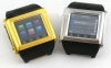 """W600 1.5""""screen quad band steel house watch mobile phone"""