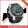 W968 Quad Band Stainless Steel Watch Cell Phone