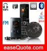 W980 Flip Cellular Phone