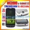 WCDMA 3g Dual sim phone WG2000