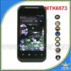 WCDMA Android 2.3 Mobile Phone Dual Sim