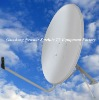 WDT-KU serial satellite dishes antenna for outdoor