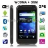 WG11 Black, GPS + AGPS, Android 2.3 Version, Analog TV (SECAM/PAL/NTSC), Wifi Bluetooth FM function 4.0 inch Capacitive Touch Sc