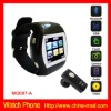 Watch mobile phone with buttons