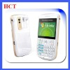 White 3G Cell Phone
