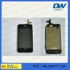White Touch Digitizer+LCD Screen Assembly for Iphone 3GS
