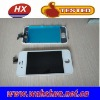 White replacement For iPhone 4g LCD digitizer &Touch screens