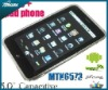 """Wholesale Android2.3.4 MTK6573 A8500 Smart Phone 5.0"""" big screen WIFI TV GPS mobile 2SIM 2standby"""