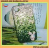 Wholesale For iPhone 4S 3D design crystal case