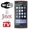 WiFi Java GSM TV Mobile Phone X6 WG6