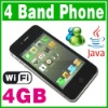 Wifi Java Touch screen Dual Camera Mobile Phone FM