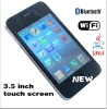 "Wifi Mobile Phone W360,3.5""Touch screen"