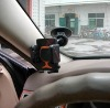 Windshield car holder for mobile phone
