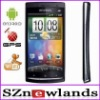 X12 4.1inch Capacitive Touch Screen Android 2.2  A-GPS WiFi TV Unlocked 2 Chips 2 Sim Cards Celular  X12 China MobilePhone