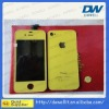 Yellow Color For iPhone 4s Coversion Kit